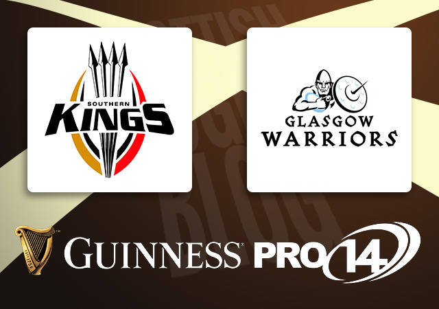Southern Kings v Glasgow