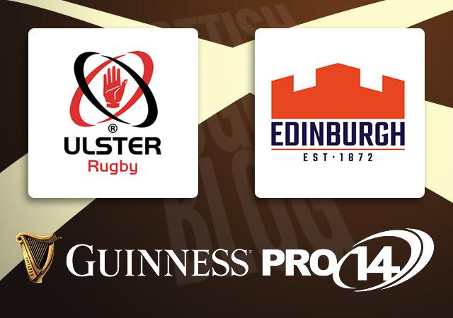 Ulster v Edinburgh