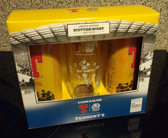 Tennents Gift Pack