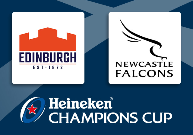 Edinburgh vs Newcastle