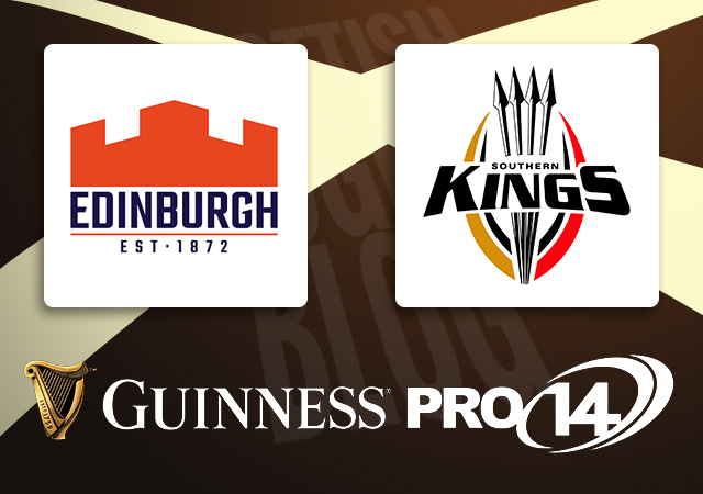 Edinburgh vs Southern Kings
