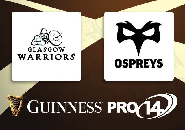 Glasgow vs Ospreys