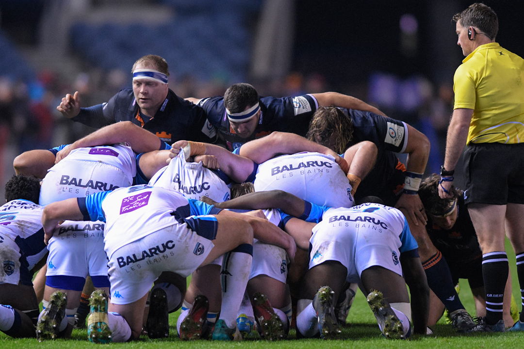 Edinburgh scrum