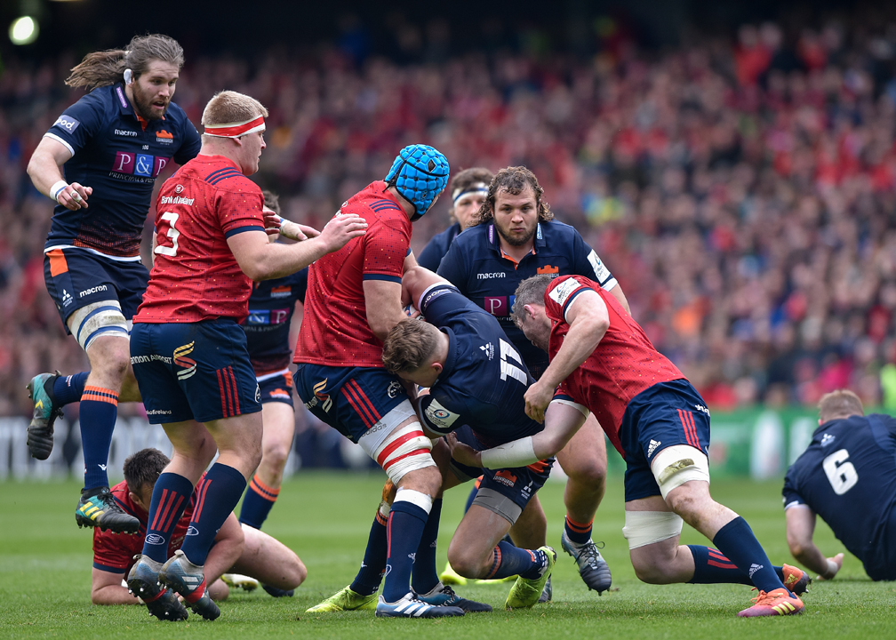 Edinburgh v Munster