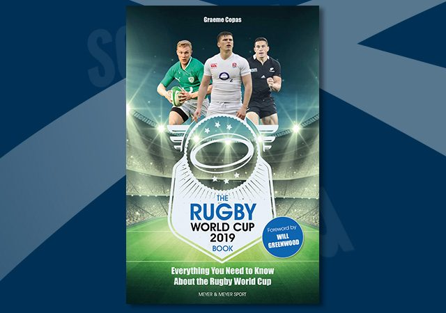 RWC Book by Graeme Copas
