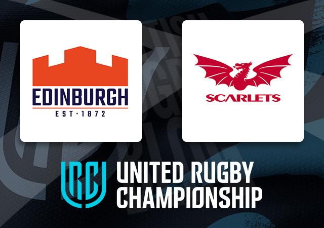 Edinburgh vs Scarlets