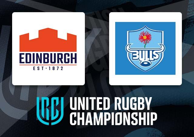 Edinburgh vs Vodacom Bulls